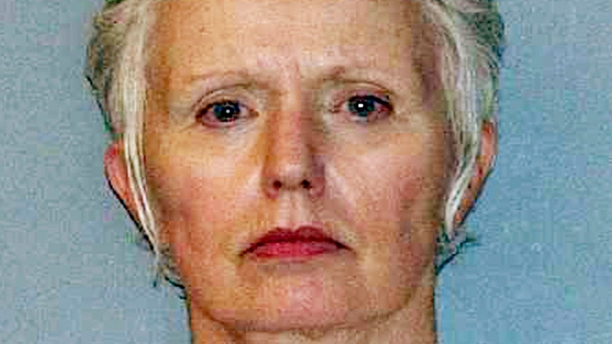 FILE - This undated file photo provided by the U.S. Marshals Service shows Catherine Greig, longtime girlfriend of Whitey Bulger, who was captured with Bulger in 2011 in Santa Monica, Calif.