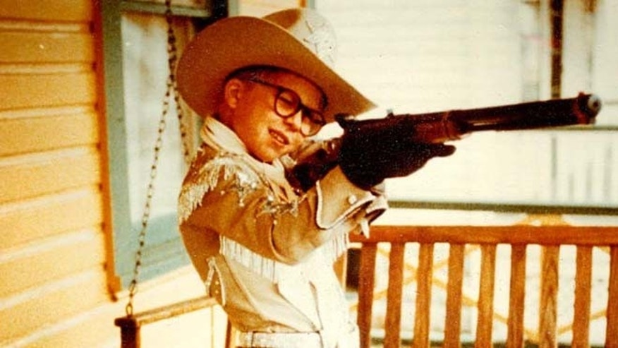 "The Red Ryder BB gun was made famous in the 1983 film ""A Christmas Story."""