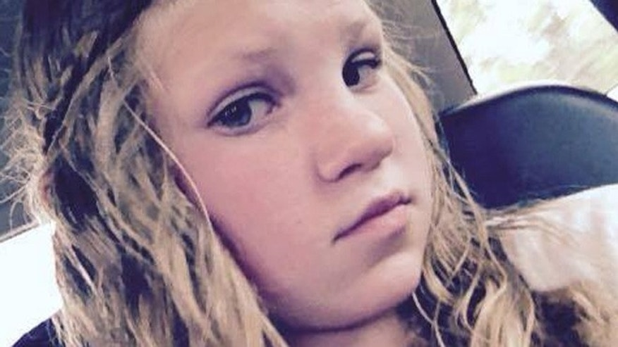Lindsey Reitz, 11, who is about 5 feet tall, vanished on Oct. 12.