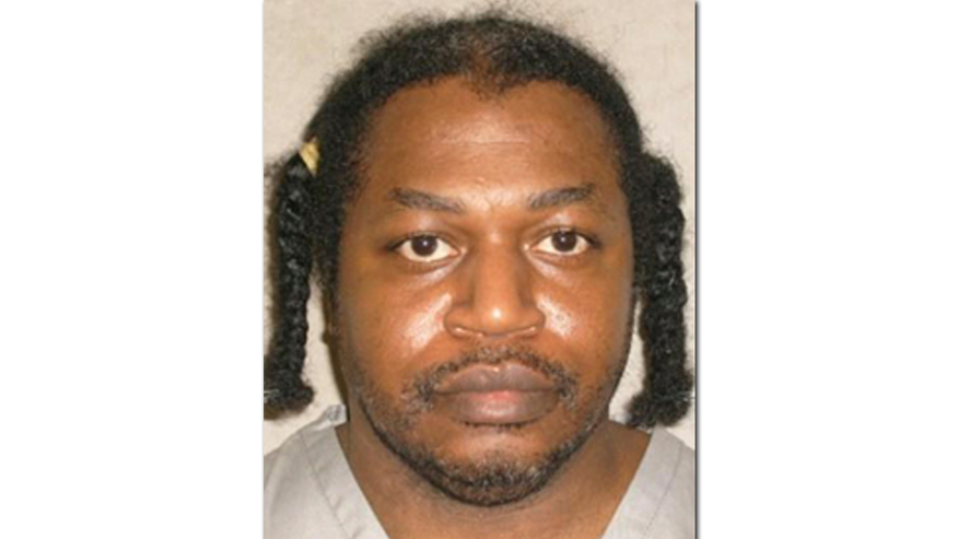 Charles Warner, who was executed on Jan. 15, 2015 for the 1997 killing of his roommate's 11-month-old daughter. Corrections officials used potassium acetate, not potassium chloride, as required under the state's protocol, to execute Warner.(AP Photo/Oklahoma Department of Corrections, File)