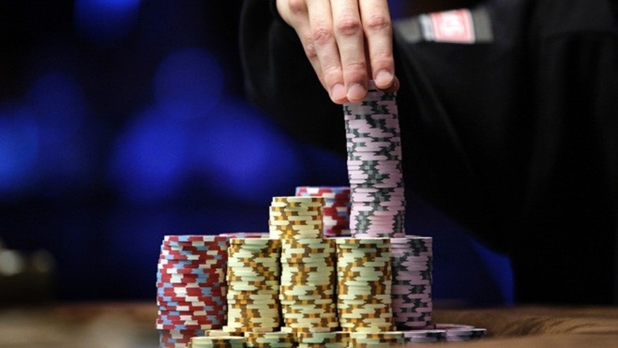 A judge on Thursday sentenced Christian Lusardi to five years in prison. Lusardi also must pay $463,540 in restitution to the Borgata Hotel Casino & Spa for the revenue it lost when it canceled the 2014 tournament in Atlantic City and $9,455 to Harrah's Casino Hotel for damaging its plumbing.