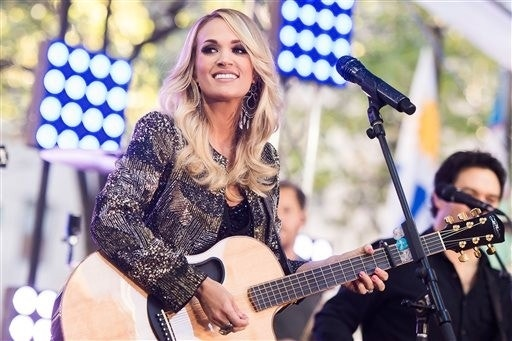 American Idol's Carrie Underwood night: See the songs the contestants will sing