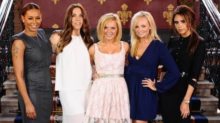 What moms could learn about beauty from the Spice Girls.