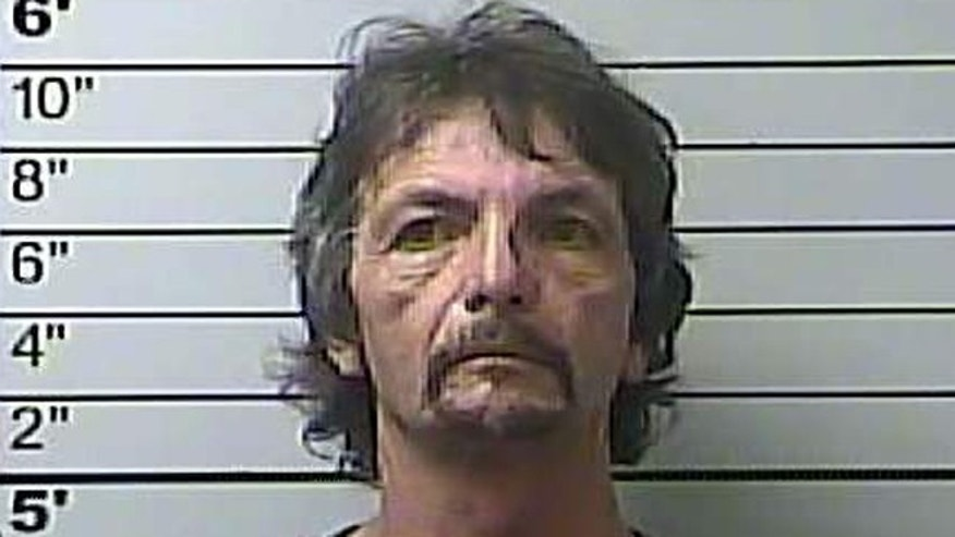 Marshall E. Leonard of Tupelo was jailed on a charge of detonating an explosive.