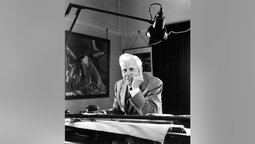Sir Barnes Wallis.