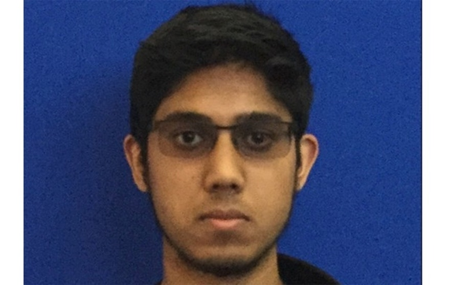 Stabbing suspect Faisel Mohammad was killed by police to end Wednesday's horrific attack. (University of California Merced)