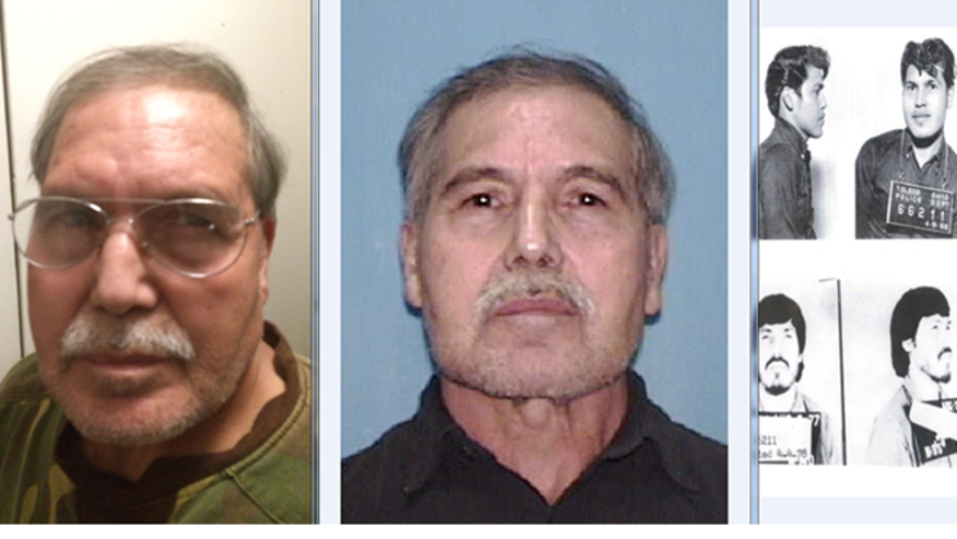 Ohio prison escapee Oscar Juarez was on the lam for 37 years until his capture Thursday. (U.S. Marshals)