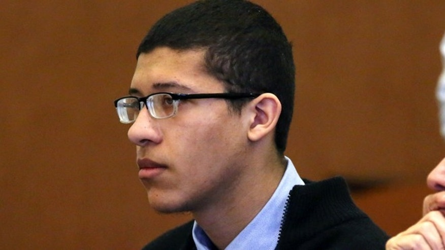 Philip Chism is charged with raping and killing his math teacher and has been declared competent to stand trial.