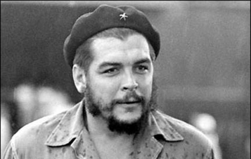 Ernesto 'Che' Guevara, seen here in an Associated Press file photo, is the namesake of a nonprofit collective cafe that's brewing controversy on the campus of the University of California-San Diego.
