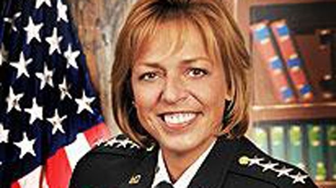 DC police chief who advocated taking down mass shooters has approved few gun permits