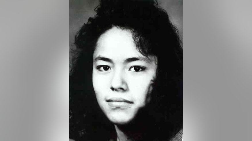 This undated image provided by the Center for Missing & Exploited Children, shows Rosemary Diaz, who went missing went missing in 1990 from a general store where she worked in a small community south of El Campo, Texas, about 70 miles from Houston.
