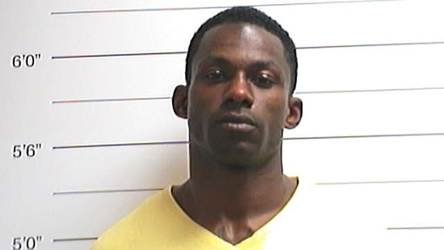 Photo shows Joseph S. Allen who was arrested in connection with a shooting at a New Orleans park that left 17 injured.