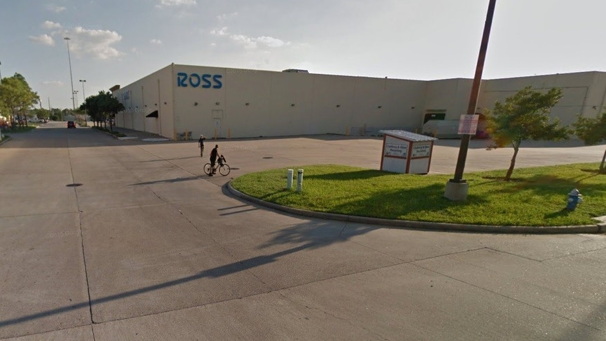 Ross employees say they were fired for trying to stop a violent shoplifter.