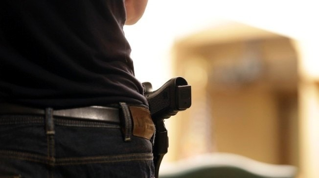 Growing number of law enforcement officials urging licensed owners to carry guns