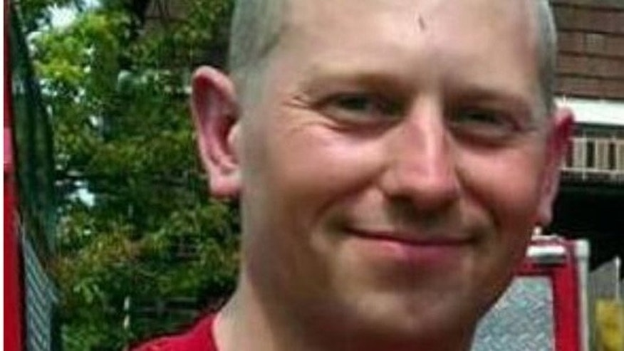 Seattle firefighter Josh Milton was reported missing Thursday. (SFD)
