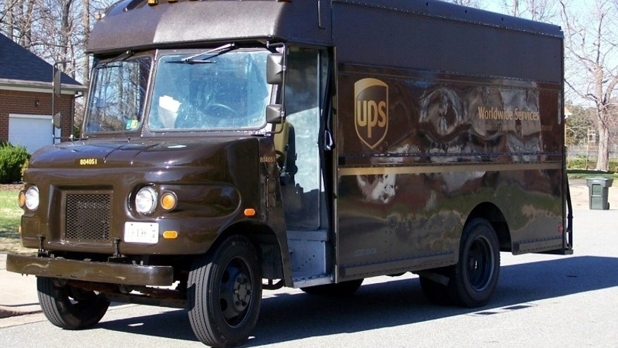 A viral video appears to show a UPS worker mishandling packages.