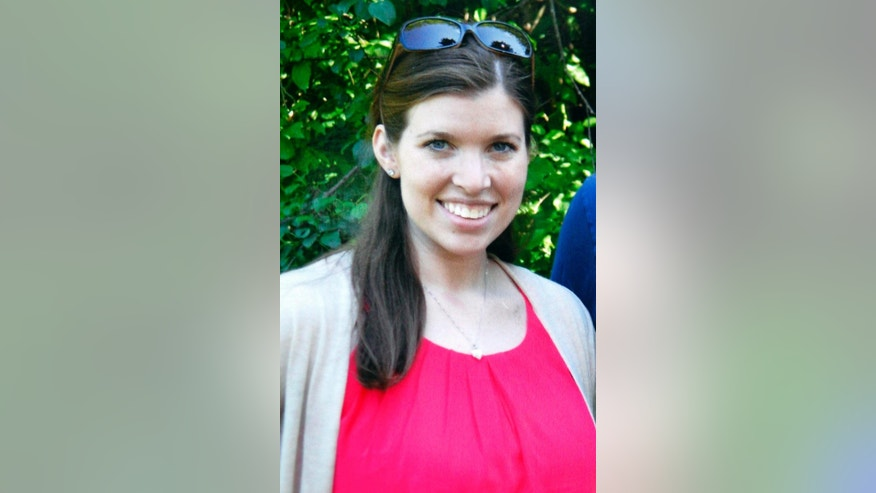 FILE - This undated file photo provided by the family shows Danvers High School teacher Colleen Ritzer. Philip Chism was convicted Tuesday, Dec. 15, 2015, of raping and killing Ritzer, 24, a popular teacher at Danvers High School in 2013. (Courtesy of Dale Webster/The Eagle-Tribune via AP