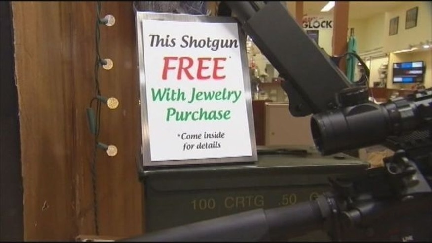 A Florida store is offering a unique promotion.