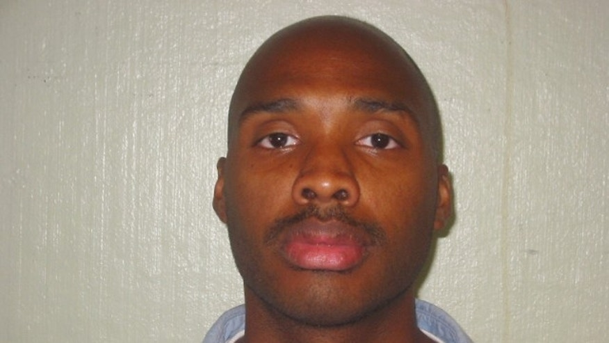 LeMar Anderson is shown in an undated photo provided by the The Virginia Department of Corrections. In 1998, the jury deciding Anderson's fate asked whether the state of Virginia had parole, and the judge was unable to tell them that the amswer is no, Virginia had abolished parole in 1995. But judges weren't required to inform juries about that change until 2000. Anderson believes that he and perhaps hundreds of other Virginia inmates were unfairly punished because their juries were kept in the dark. (The Virginia Department of Corrections via AP)