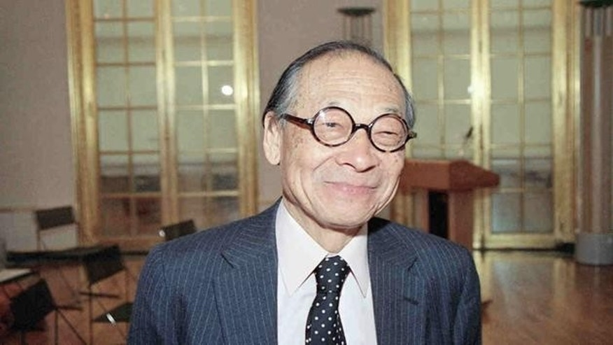 Aide to 98-year-old architect IM Pei charged with assault