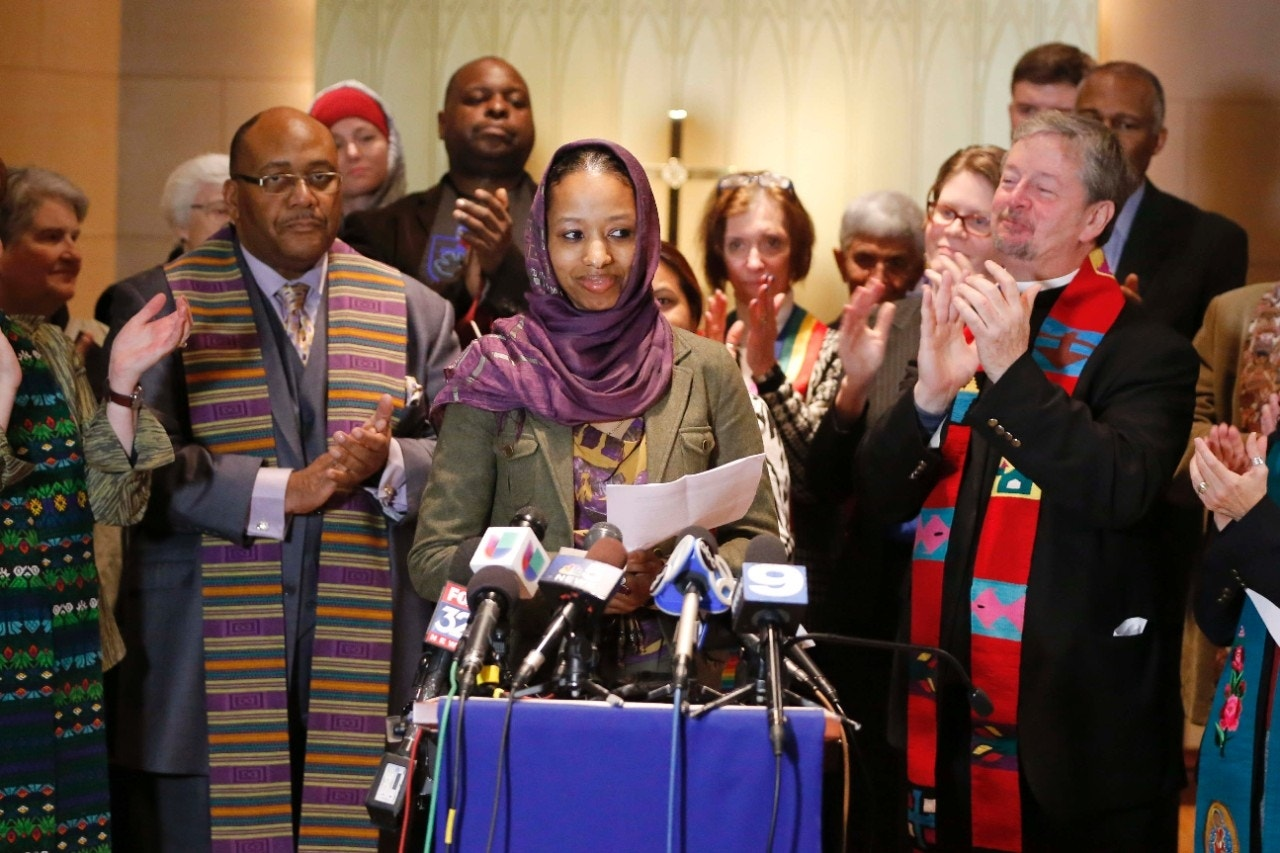 Illinois professor says Christian college is wrong to try firing her for Islam comments
