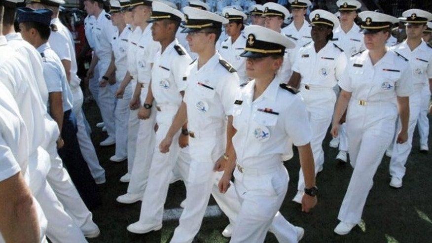"Some women who served in the Navy don't believe the term ""Midshipmen"" applies to females. (Stars and Stripes)"