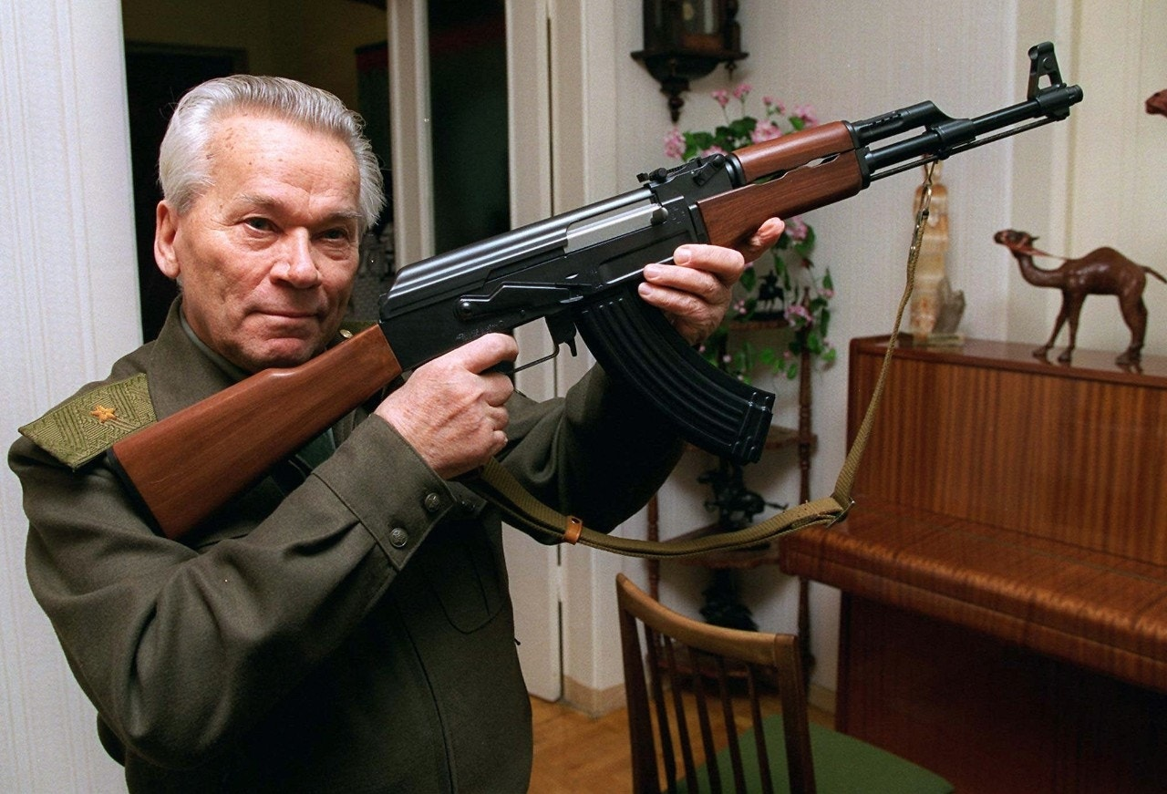 Russia's iconic AK-47 to be made in USA | Fox News