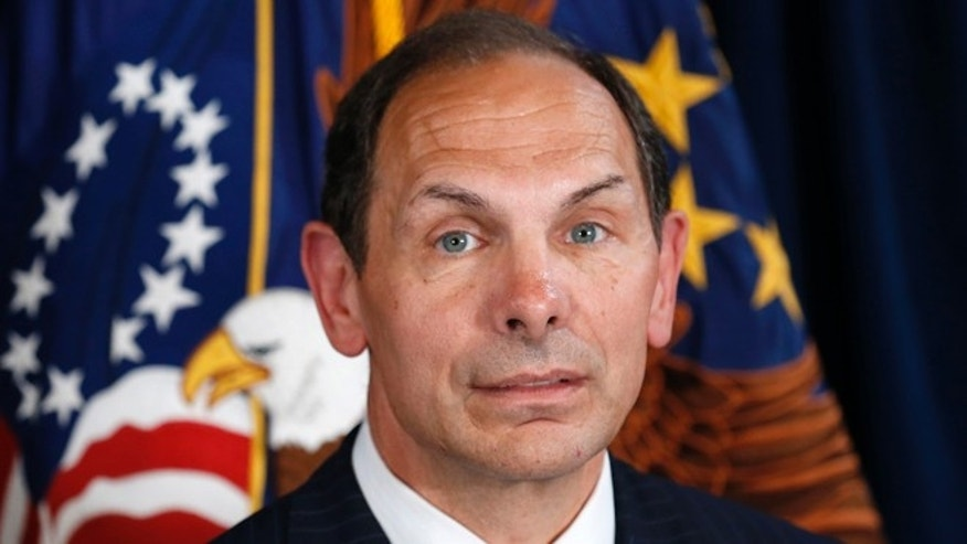 Veterans Affairs Secretary Bob McDonald in 2014.
