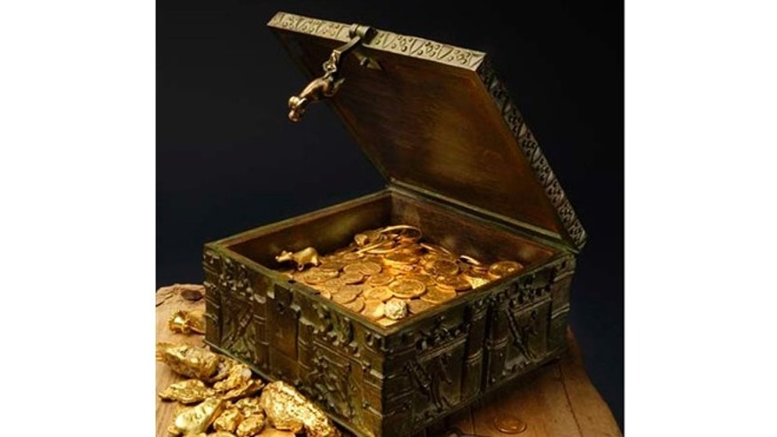 Forrest Fenn has dared treasure hunters to find $2 million in hidden treasure. (Forrest Fenn via AP)