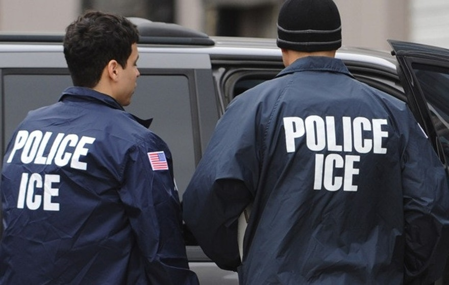 ICE officers