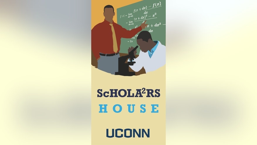 ScHOLA²RS House at the University of Connecticut was created to provide a learning community for African American students.