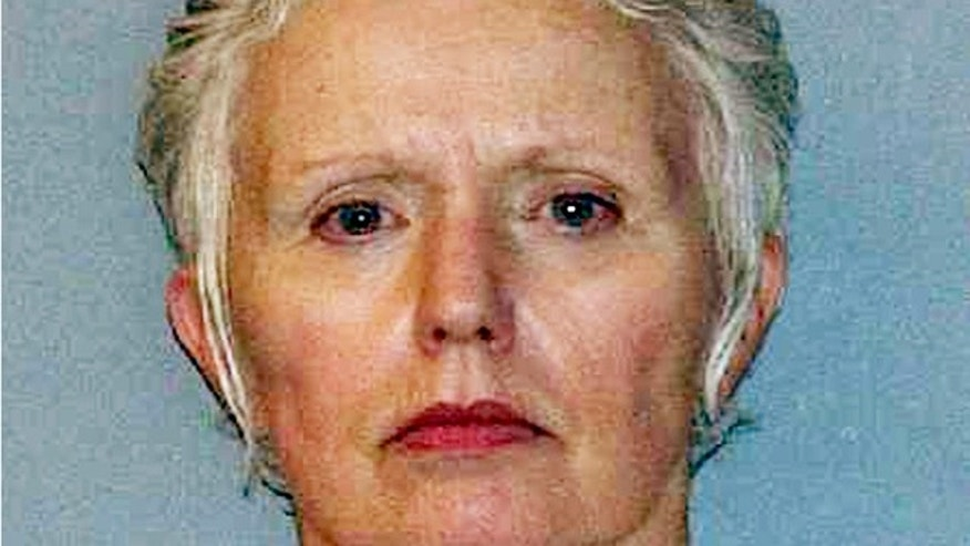 This undated file photo provided by the U.S. Marshals Service shows Catherine Greig, the longtime girlfriend of Whitey Bulger captured with Bulger June 22, 2011, in Santa Monica, Calif. (AP)