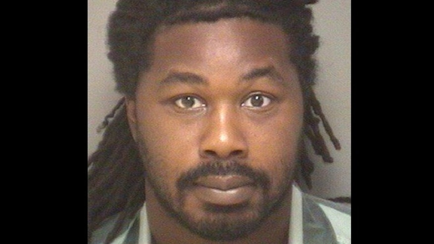 This undated photo provided by the City of Charlottesville, Va. shows Jesse Leroy Matthew Jr.