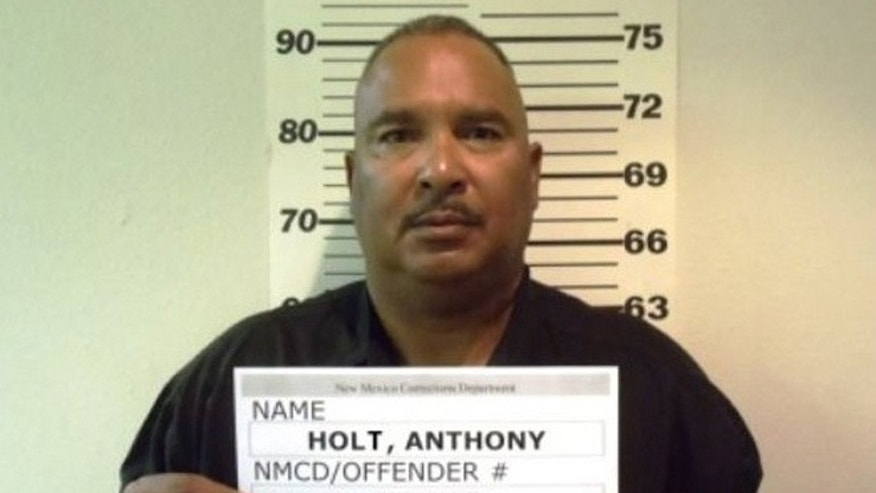 Anthony Holt mugshot