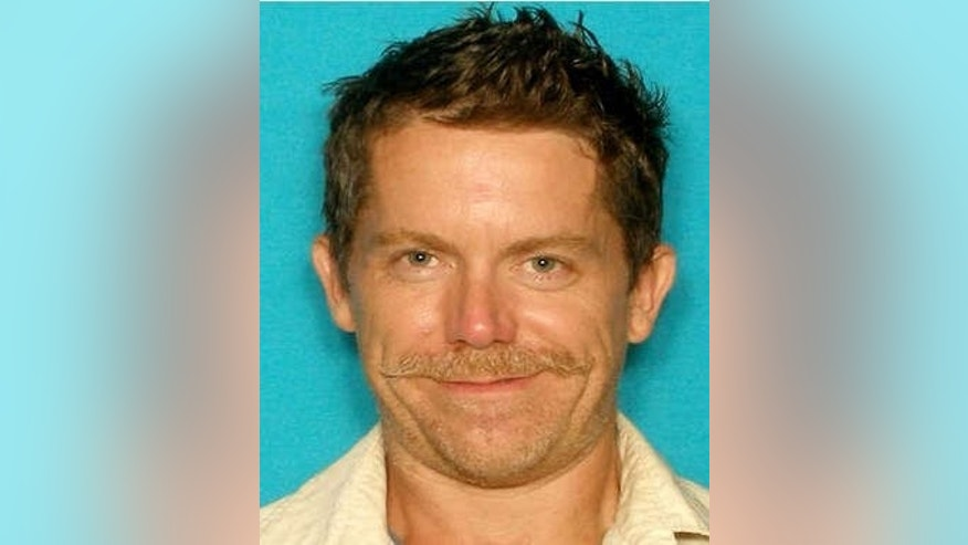 Photo shows Christopher Brian Colbert (Dallas PD)