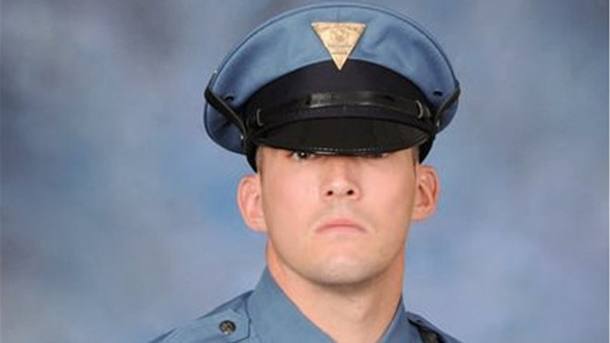 New Jersey State Trooper Sean Cullen. (New Jersey State Police via AP)