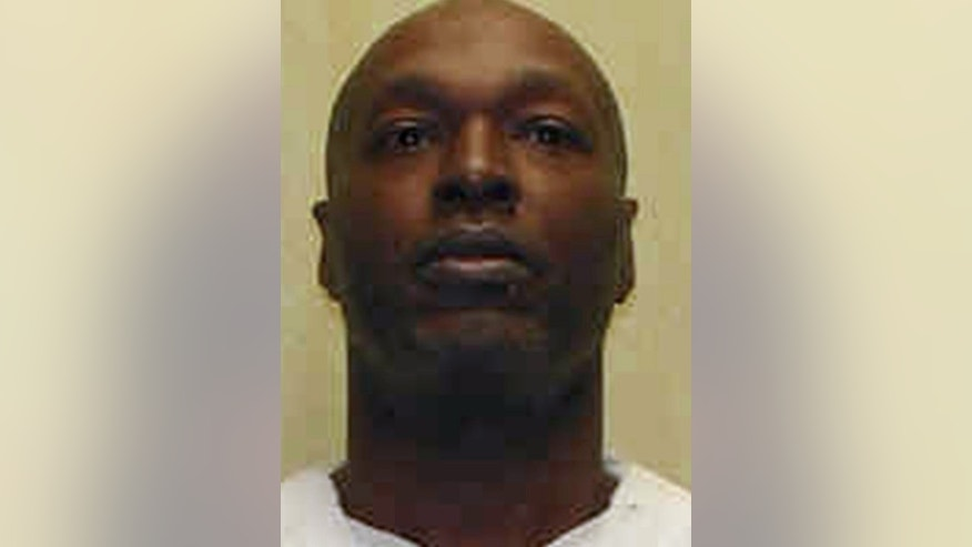 This undated Ohio Department of Rehabilitation and Correction photo shows death row inmate Romell Broom, whose 2009 botched execution was called off after two hours. The Ohio Supreme Court ruled 4-3 on Wednesday, March 16, 2016, that the state can try to put Broom to death again, rejecting arguments that giving the state prisons agency a second chance would amount to cruel and unusual punishment and double jeopardy. (Ohio Department of Rehabilitation and Correction via AP)