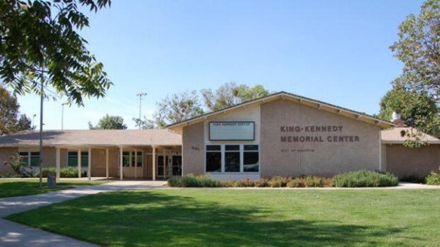 King-Kennedy community center in Modesto, Calif. (City of Modesto)