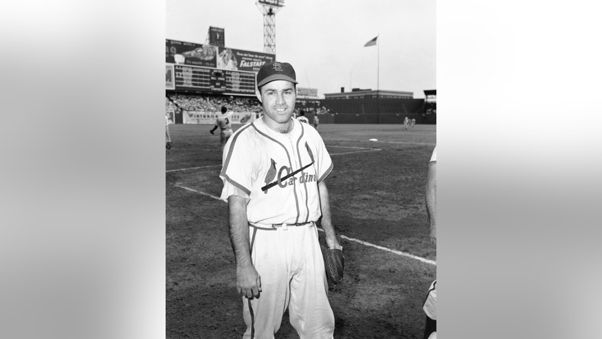 Joe Garagiola in 1949.
