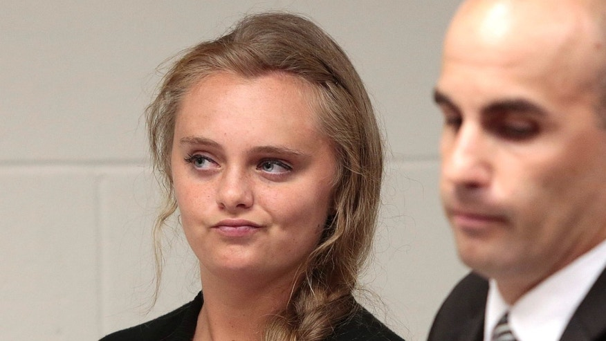 Michelle Carter in August 2015.