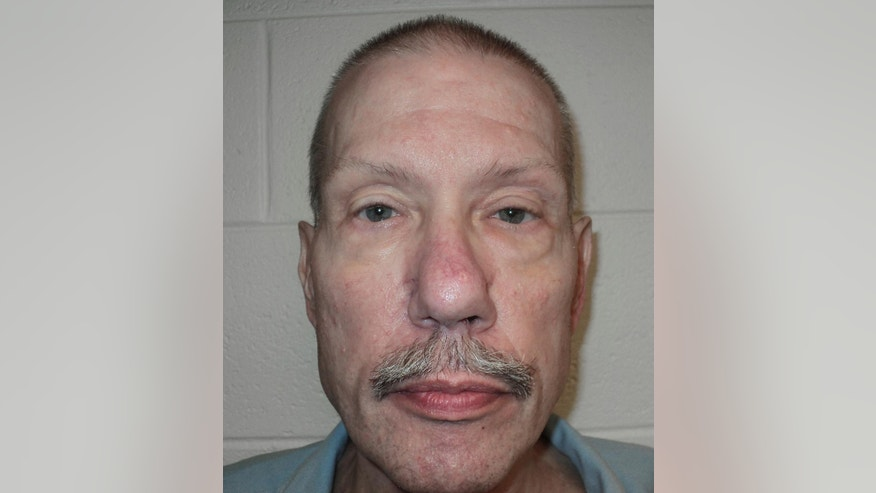This April 30, 2013 photo provided by the Virginia Department of Corrections shows Keith Allen Haward, convicted in 1982 of rape and murder in Newport News and serving a life sentence. The Virginia Supreme Court granted Harward's petition for a writ of actual innocence on Thursday, April 7, 2016, and ordered the Department of Corrections to release him from custody. Recent DNA tests failed to identify Harward's genetic profile in sperm left at the crime scene. (Virginia Department of Corrections via AP)