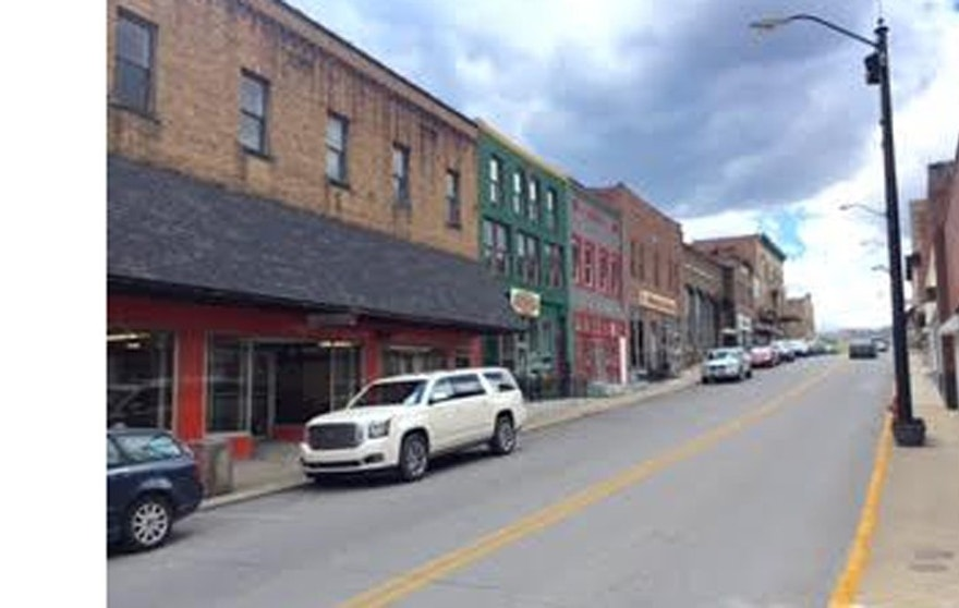 Whitesburg main street