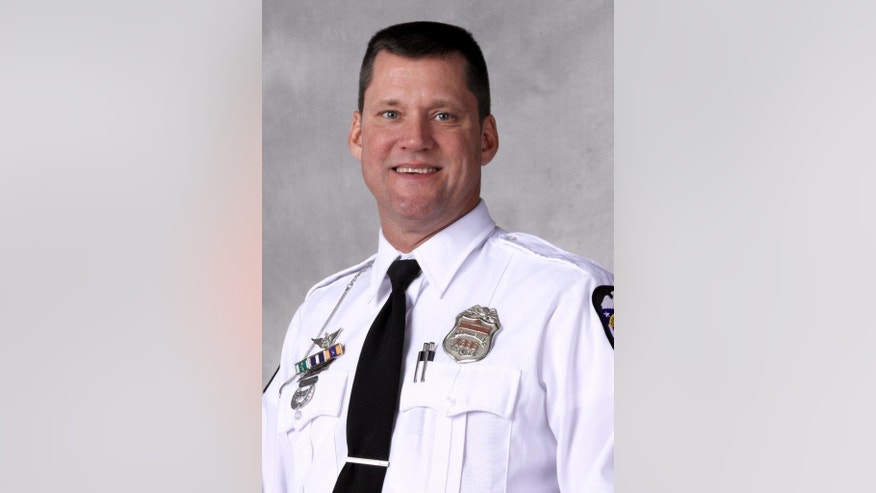 SWAT Officer Steven M. Smith of the Columbus Police Department was shot and critically injured early Sunday morning.