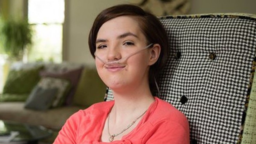 Mariah Walton blames her parents, and the faith they practice, for her grave health problems. (Courtesy: Emily Walton)