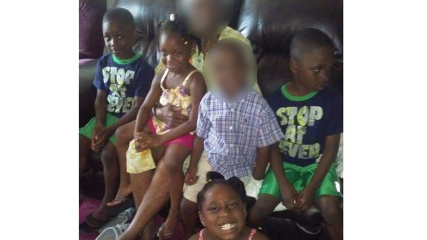 Family says photo shows the four children who drowned during flooding Saturday in East Texas. (Family photo)