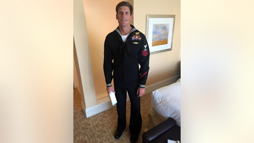 This undated photo provided by Bascom Communications & Consulting, LLC shows Navy SEAL Charles Keating IV. Keating, died Tuesday, May 3, 2016, in Iraq in an Islamic State group attack near the city of Irbil. (Krista Joseph/Bascom Communications & Consulting, LLC via AP)