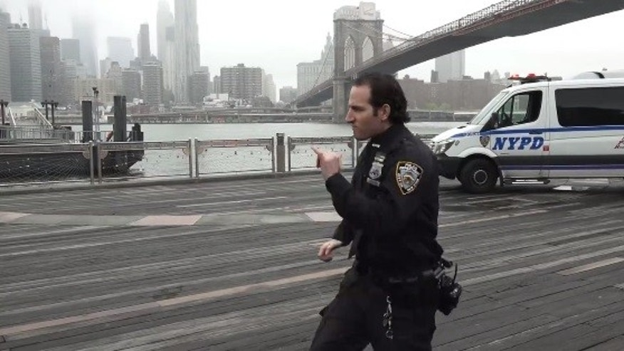 nypd dance 56