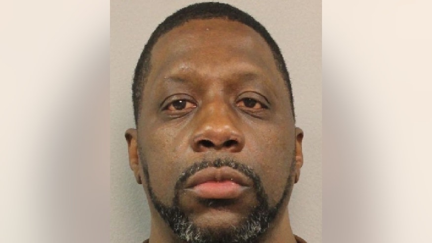 Maurice Gray is charged with vandalism and aggravated assault-strangulation.