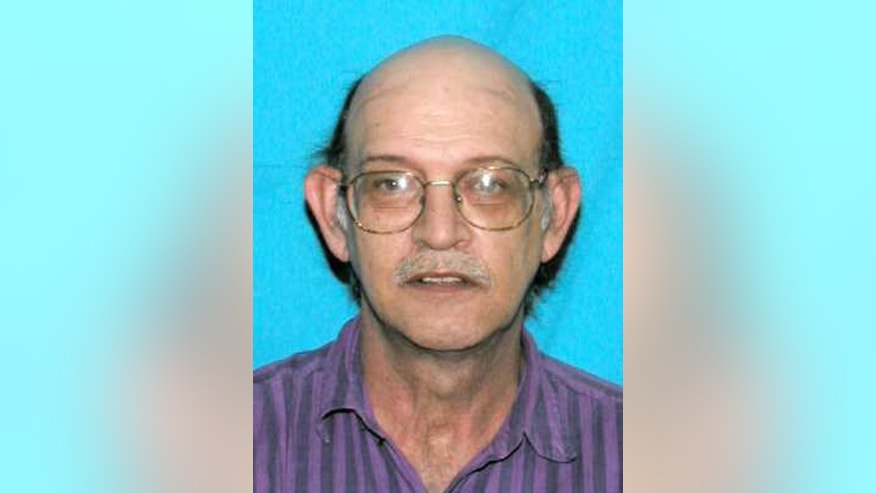 This undated photo provided by the Tennessee Bureau of Investigation shows Gary Simpson. Officials have reported Thursday, May 12, 2016, that Simpson has been arrested in connection with the abduction of his niece, Carlie Marie Trent, 9, of Rogersville, Tenn. Both Trent and Simpson were reported to have been found together north of Rogersville. (Tennessee Bureau of Investigation via AP)