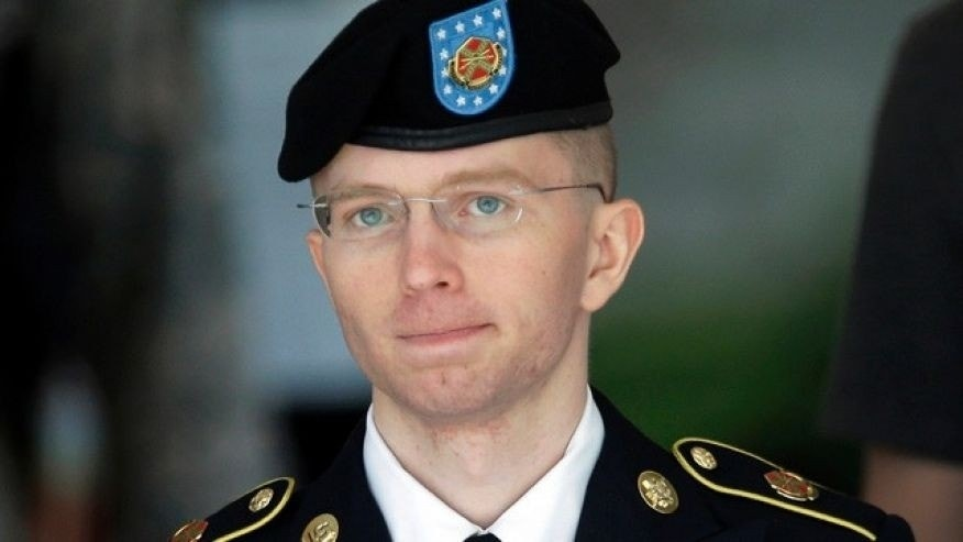 Bradley Manning has filed a 209-page appeal, calling his 35-year prison sentence 'grossly unfair.' (AP photo)